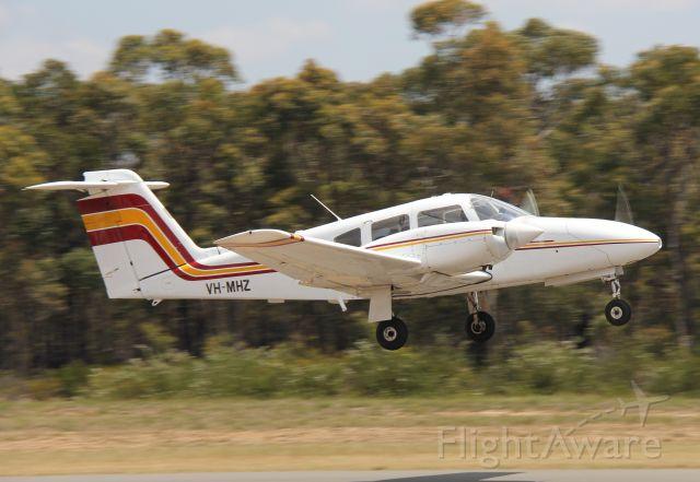 Piper PA-44 Seminole (VH-MHZ) - Piper PA-44-180 Seminolebr /Manufactured in 1978, USAbr /Photo: 04.11.2012