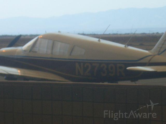 Piper Cherokee (N2739R)