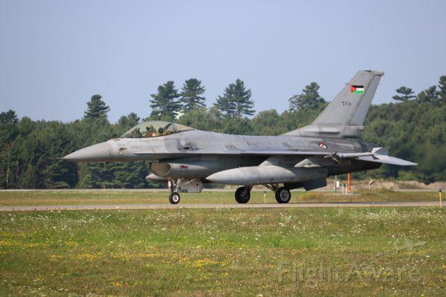 Lockheed F-16 Fighting Falcon (RJAF)