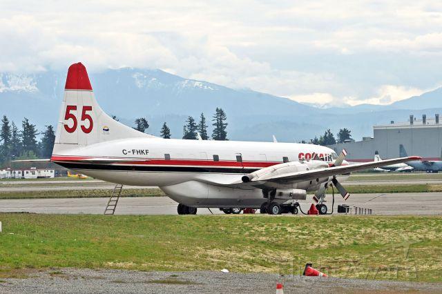 CONVAIR CV-580 (C-FHKF)