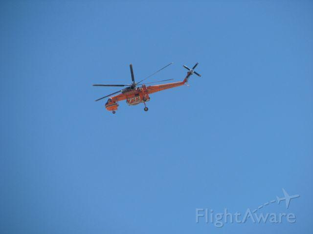N173AC — - In the skies over Arizona