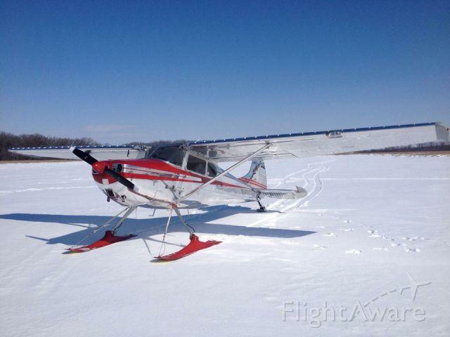 Cessna 170 (N8357A)
