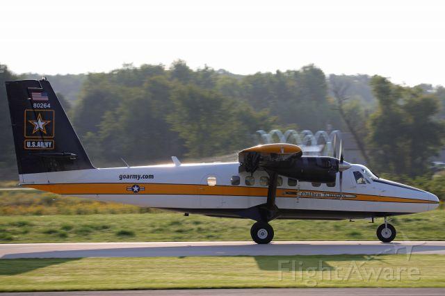 De Havilland Canada Twin Otter (1080264) - 12 Sep 2020