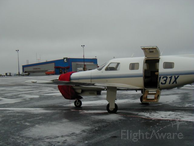 Piper Malibu Mirage (N9131X) - Churchill