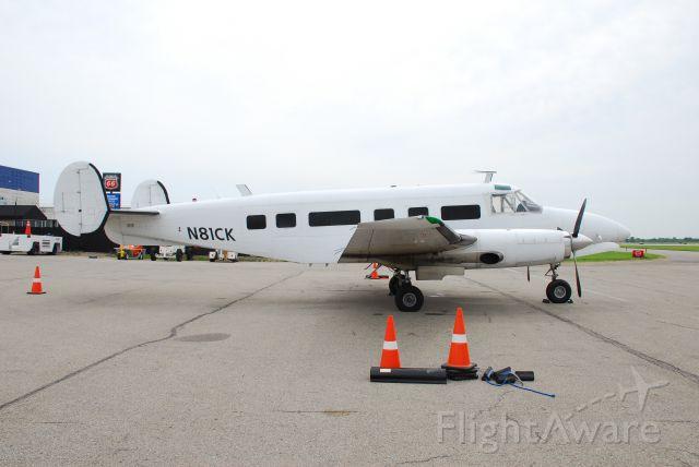 VOLPAR Turboliner (N81CK)