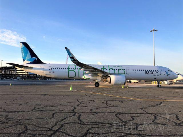 Airbus A321neo (CS-TSF)