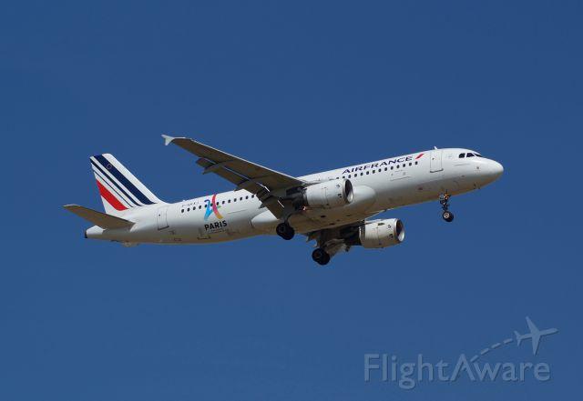 Airbus A320 (F-GKXJ)