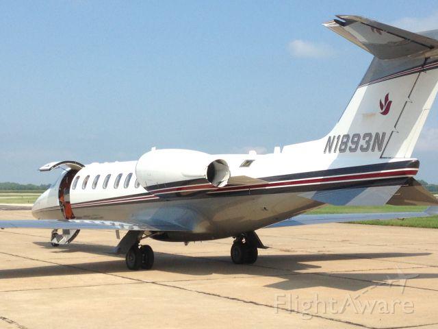 Learjet 45 (N1893N) - Lear 45