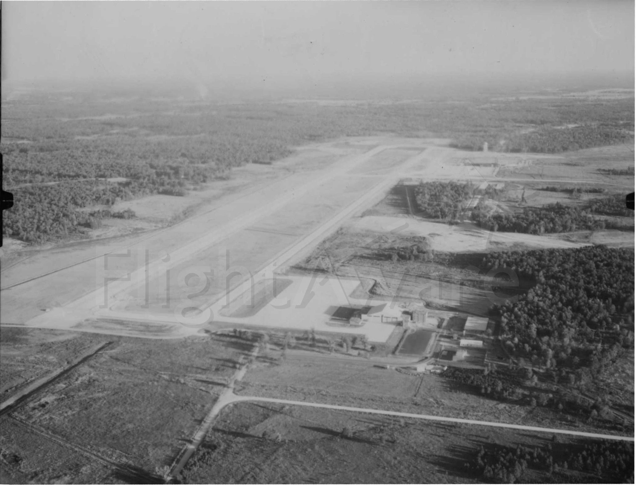 KJAN — - Jackson Municipal Under Construction 1963