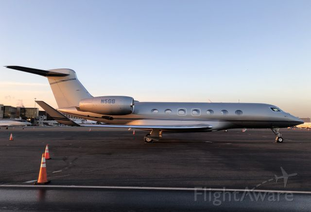 Gulfstream Aerospace Gulfstream G650 (N5GG)