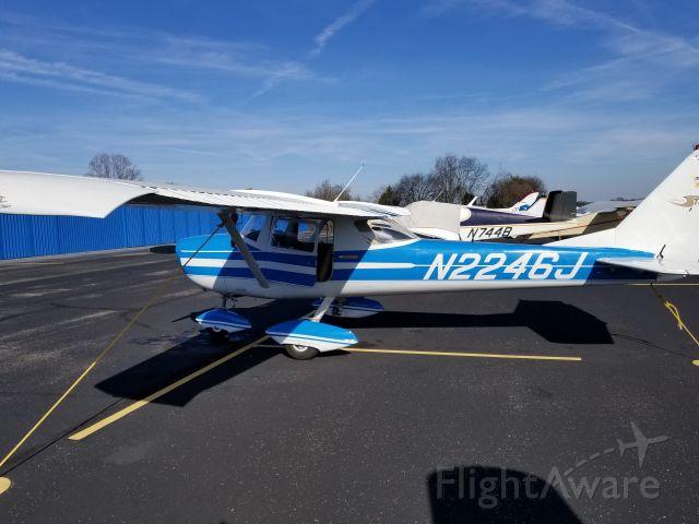 Cessna Commuter (N2246J)