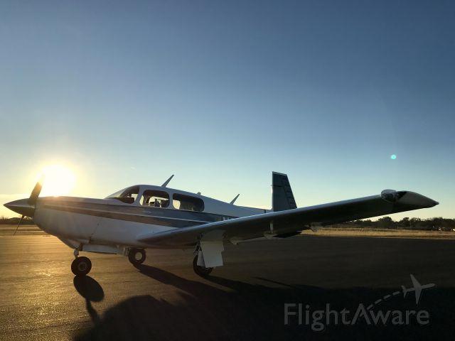 Mooney M-20 Turbo (N252YY)