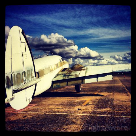 N183PL — - Still dreaming of returning skyward.