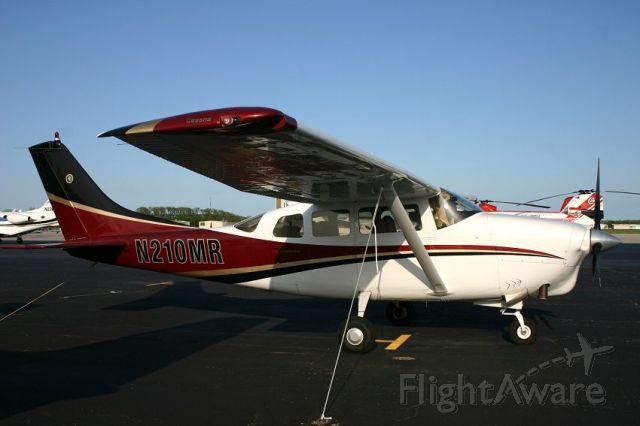 Cessna Centurion (N210MR) - Cessna Turbo 210