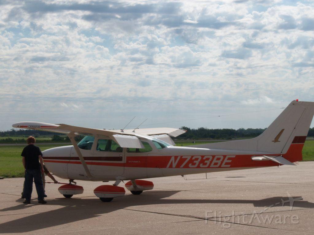 Cessna Skyhawk (N733BE)