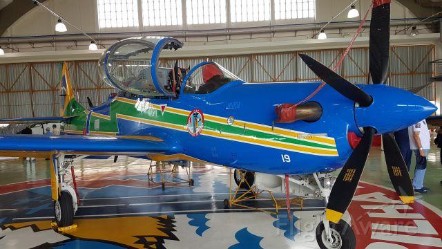 — — - A-29, Brazilian Air Force Demonstration Team