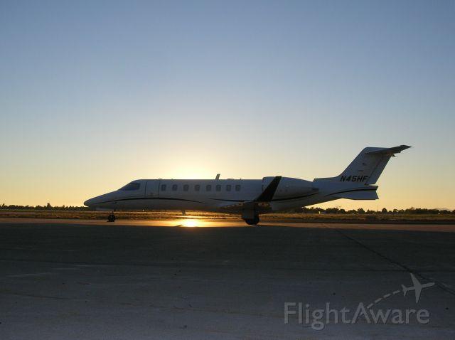 Learjet 45 (N45HF)