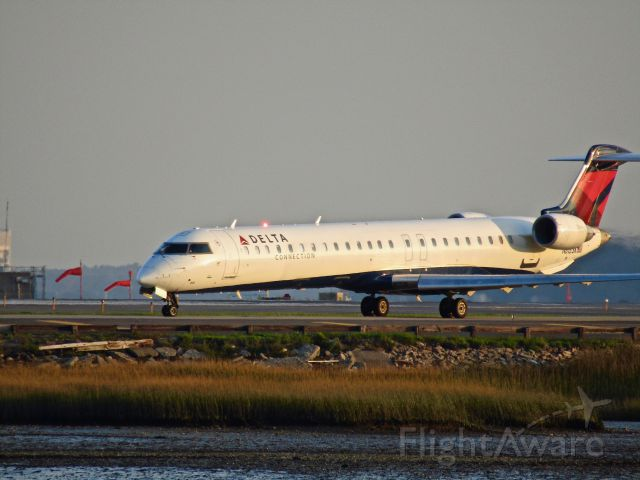 Canadair Regional Jet CRJ-900 (N813SK) - (10/9/2018)