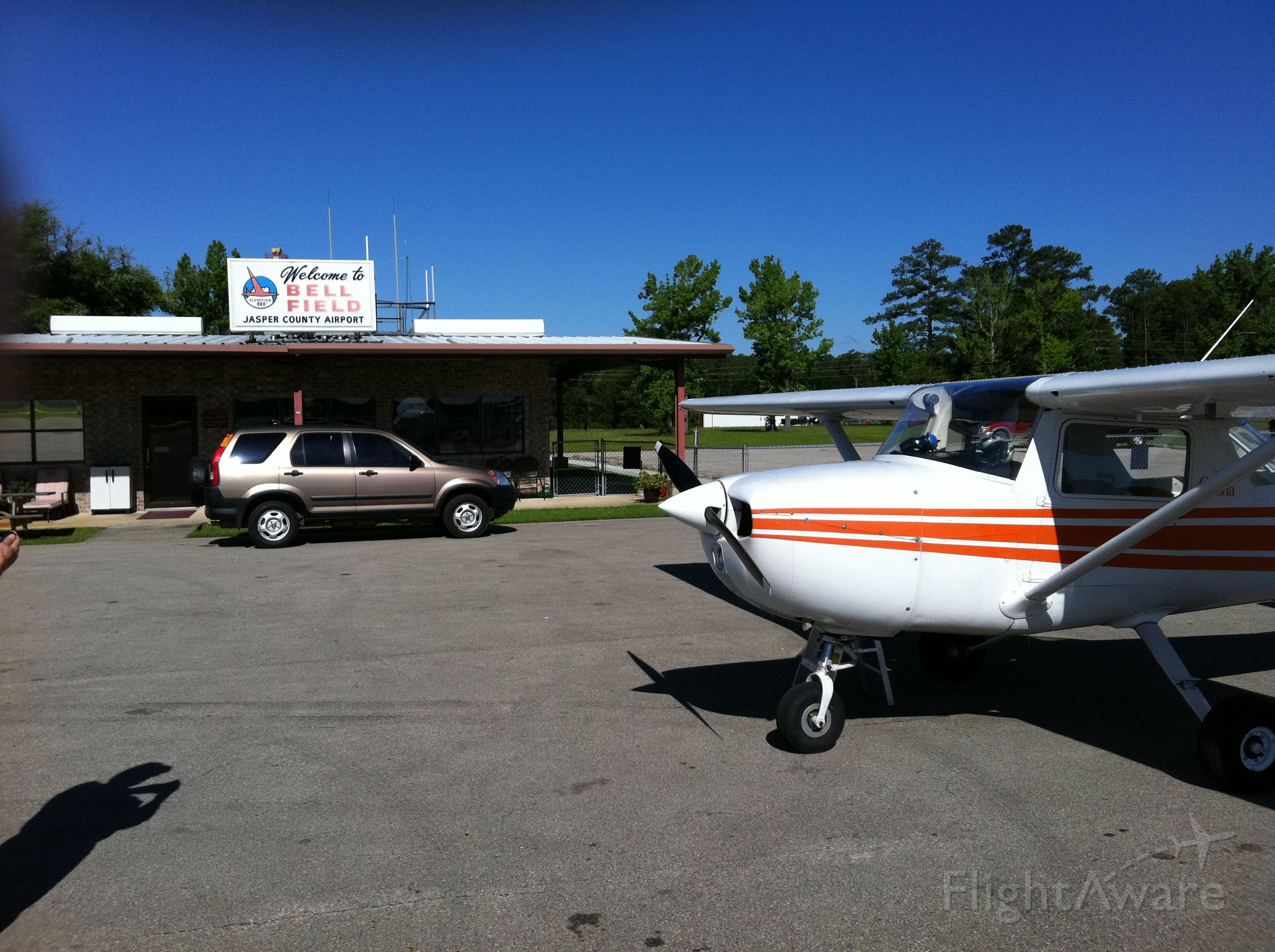 N66790 — - Fuel stop in Jasper Tx