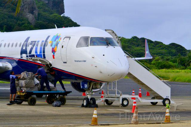 Embraer ERJ-190 (PR-AUH)