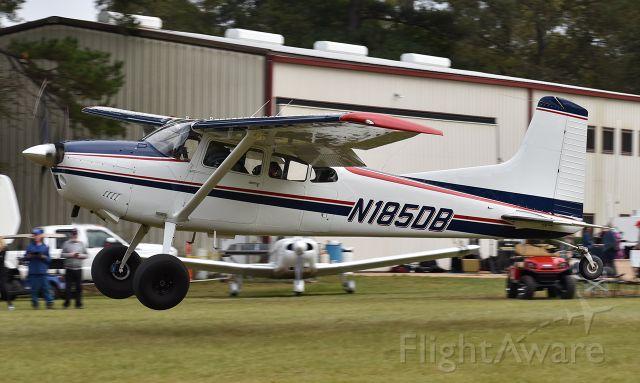Cessna Skywagon (N185DB)