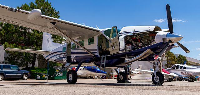 Cessna Caravan (N607TC) - US Aircraft Expo @ KAPA 7/13/18