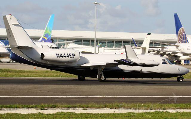 IAI 1124 Westwind (N444EP)