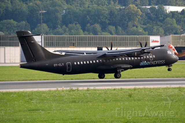 Aerospatiale ATR-72-500 (OY-CLY)