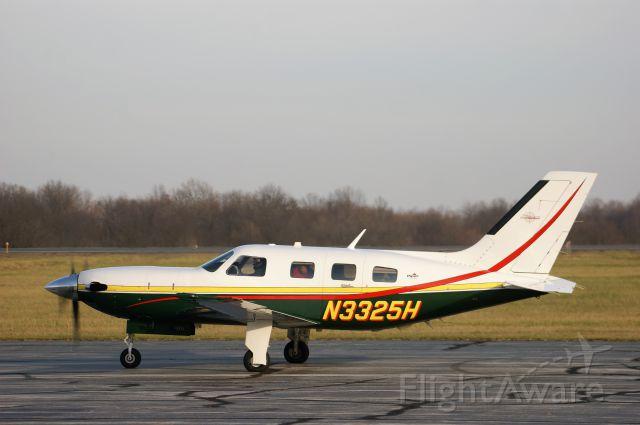 Piper Malibu Mirage (N3325H)