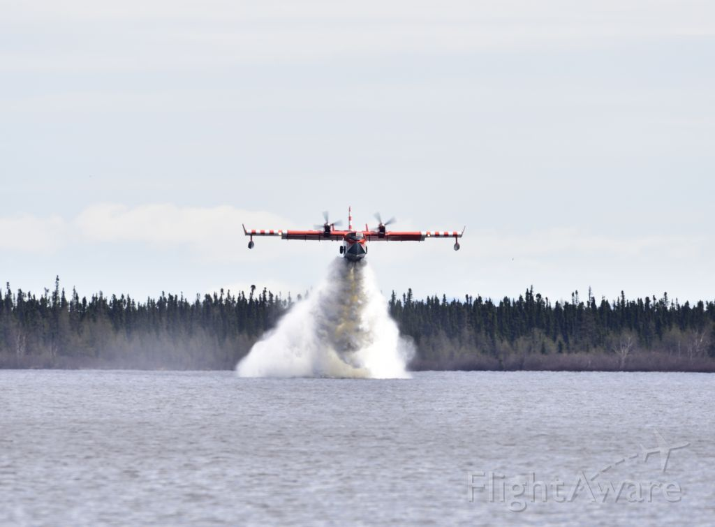 Canadair CL-41 Tutor (C-FOFI)