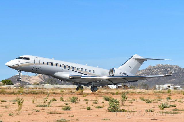 Bombardier Global Express (N394WJ)