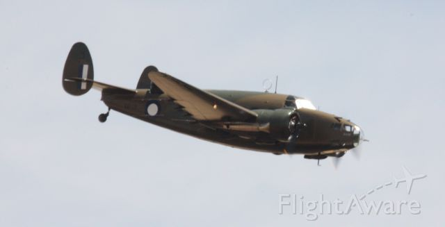 A162R — - The worlds only airworthy Lockhead Hudson flying at Warbirds Downunder Temora NSW Australia 2013