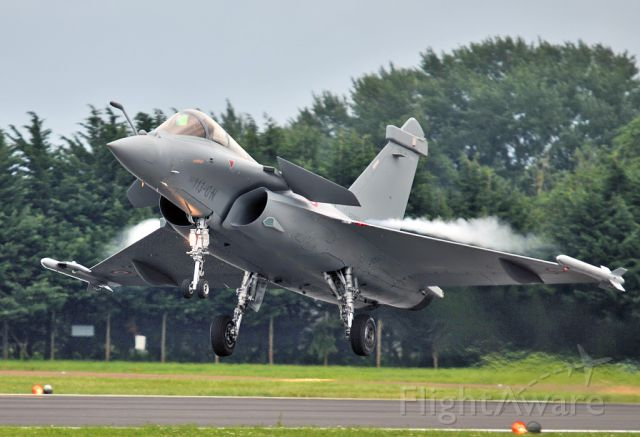 N113GN — - French air Force Dassault Rafale C at 2012 RIAT
