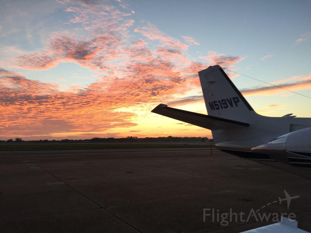 Cessna Citation II (N519VP) - Citation Bravo