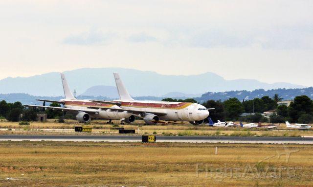 Airbus A300F4-200 (EC-DLH) - Iberia Airbus A300B4-120 EC-DLH in Valencia