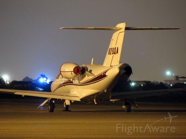 Cessna Citation CJ1 (N28QA)