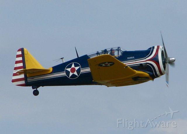 N840 — - AirVenture 2016.    North American P-64