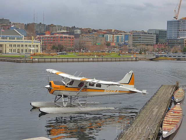 De Havilland Canada DHC-2 Mk1 Beaver (N900KA) - Maggie