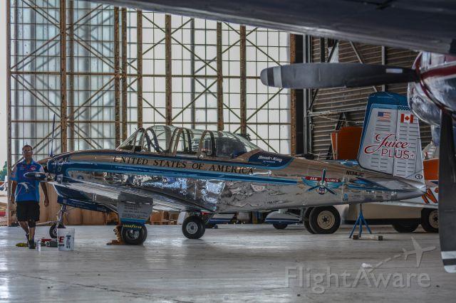 Beechcraft Mentor (N134JC)