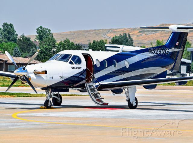 Pilatus PC-12 (N529NG) - N529NG