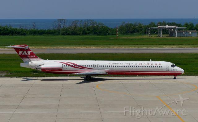 McDonnell Douglas MD-83 (B-28025) - Niigata(KIJ) 2018/06/04