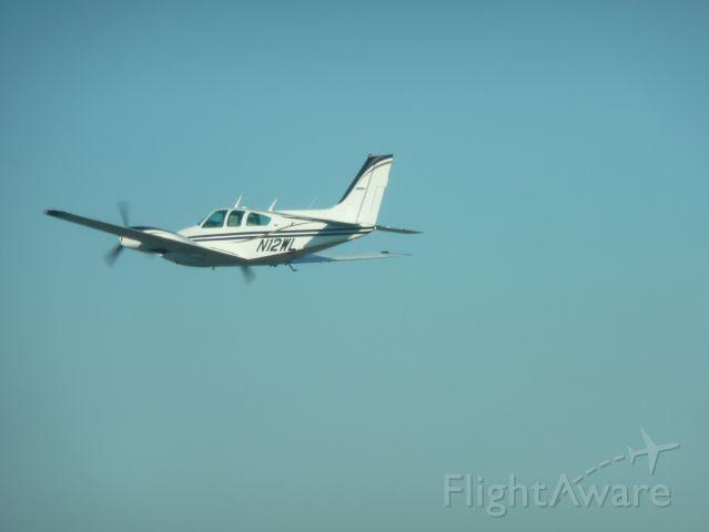 Beechcraft 55 Baron (N12WL)