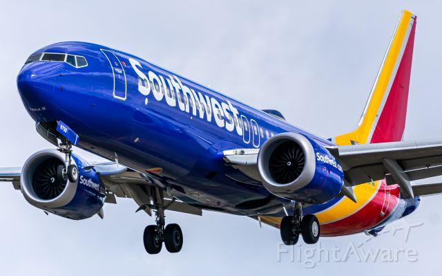 Boeing 737 MAX 8 (N8730Q)