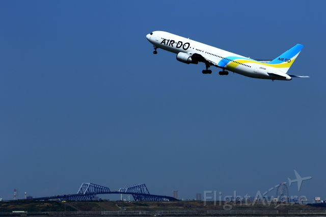 BOEING 767-300 (JA01HD)