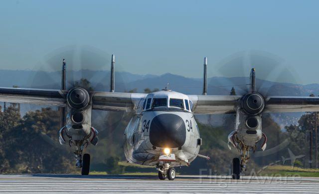 Grumman C-2 Greyhound — - PASSWORD Departure.