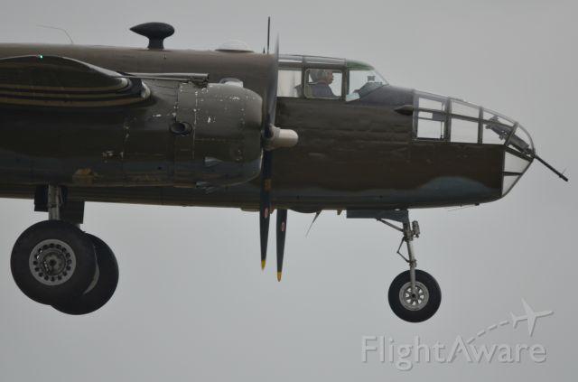North American TB-25 Mitchell (N88972) - B25 Grumpy