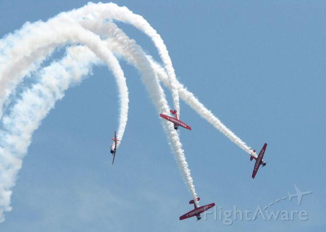 "N3267G — - Performing at the ""Defenders of Liberty"" airshow at Barksdale Air Force Base, Louisiana."