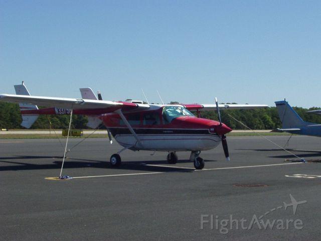Cessna Super Skymaster (N337SK)