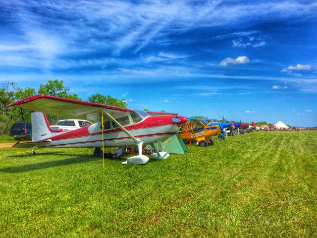 Cessna Skywagon 180 (N651DR) - Llano Texas STOL Roundup 2016