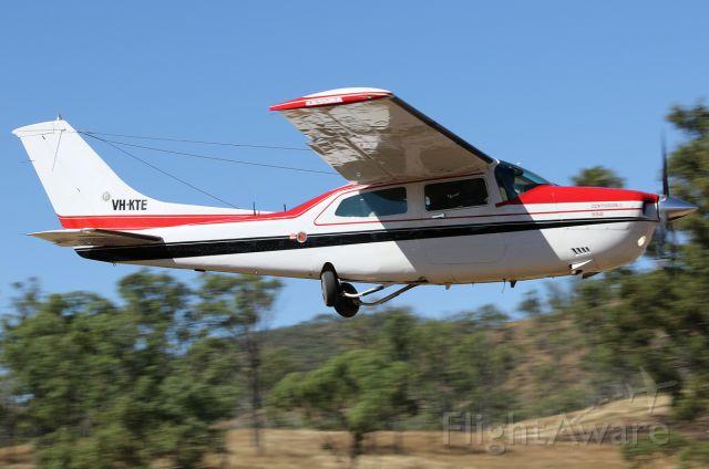 Cessna Centurion (VH-KTE)